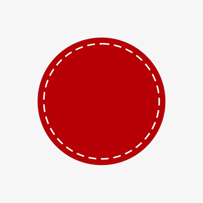 Red Circle Creative Circle Clipart Red Circle White Dotted Line Png Transparent Clipart Image And Psd File For Free Download Circle Clipart Red Circle Logo Red Logo Design