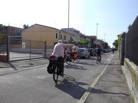 Verso il Mare..... dal Bed and Breakfast la Casa di Paolo a Venezia