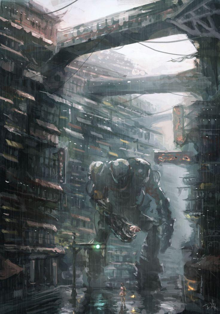 Science Fiction: Robot in de mogelijke toekomst