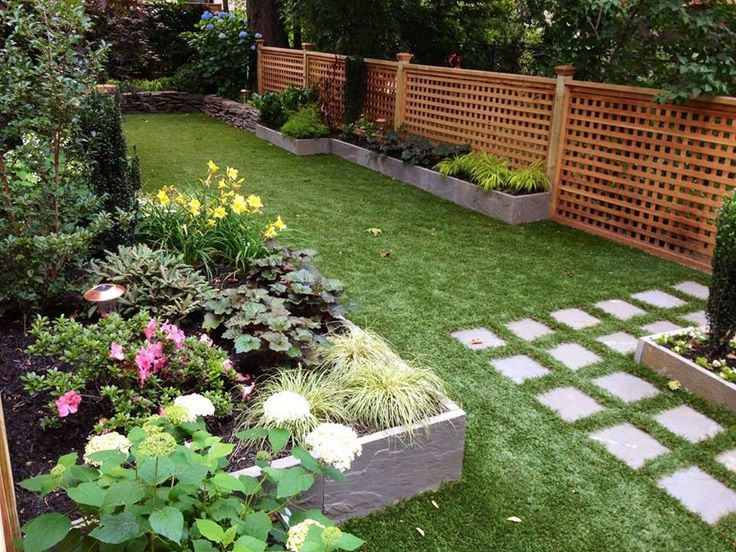 113 best Low Maintenance Backyards images on Pinterest ... on Low Maintenance Backyard  id=85430