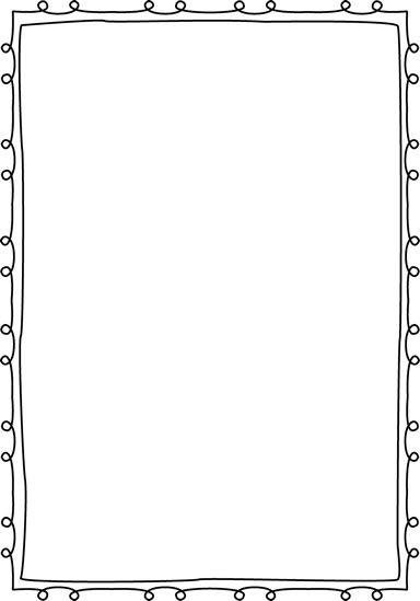 Little Loops Double Page Border