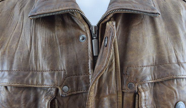 Reißverschluss Schieber ausgetauscht /Zipper slide replaced