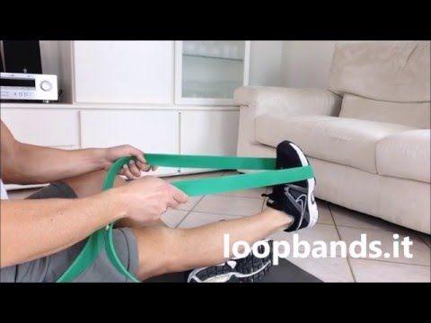 Come prevenire le distorsioni alle caviglie - Loop Bands®