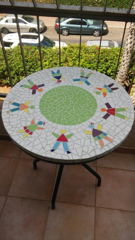 Mosaic Coffee table