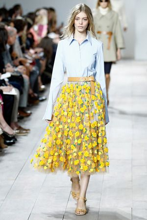 Michael Kors . verão 2015 | Chic - Gloria Kalil: Moda, Beleza, Cultura e Comportamento