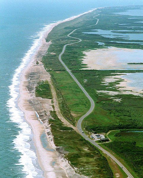 Beaches Near The Outer Banks