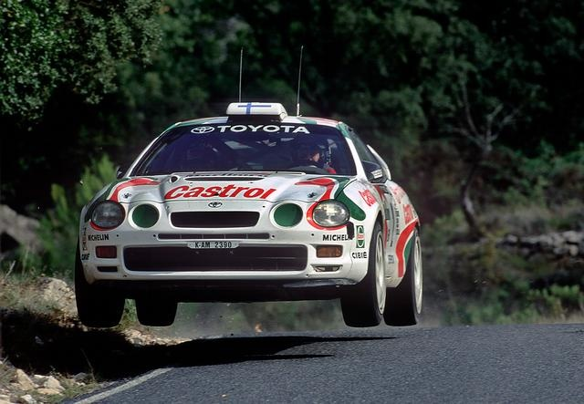 1994-1996 Toyota Celica GT-Four [ST205]