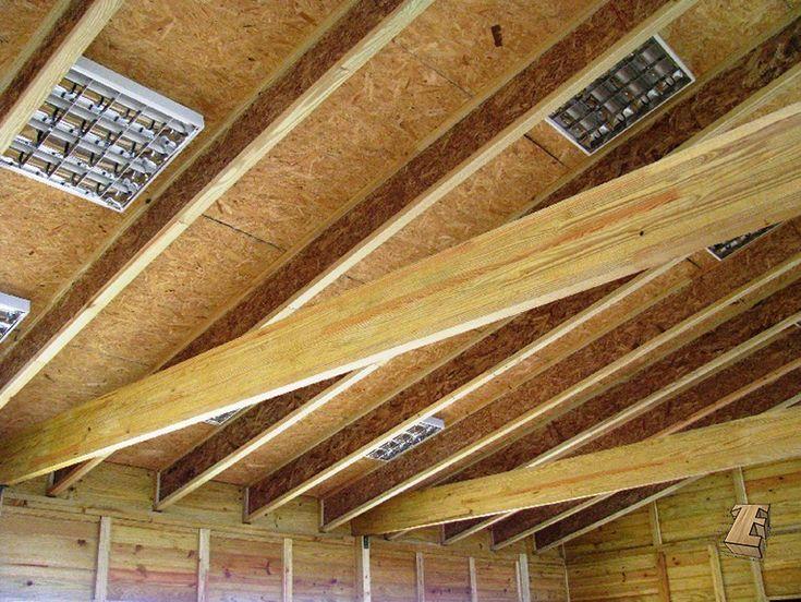 estructuras en madera