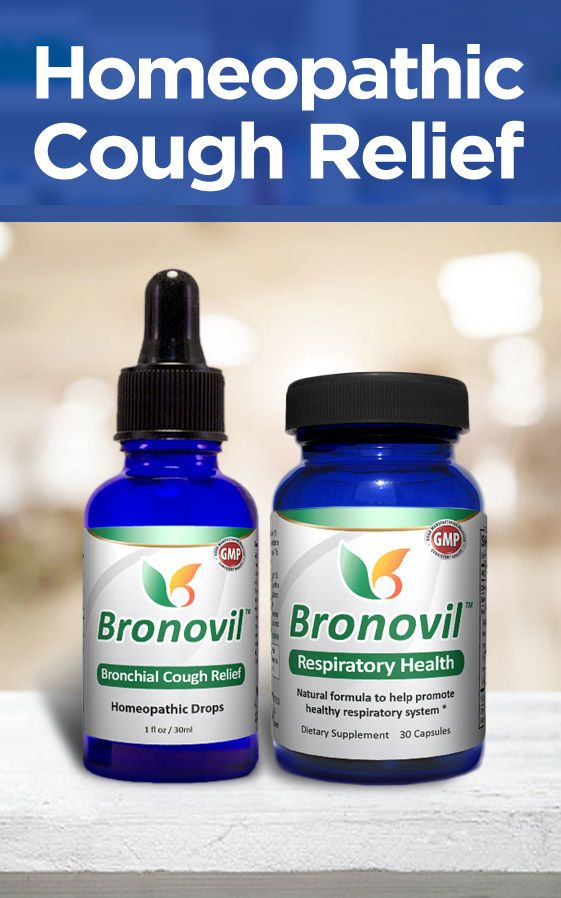 Bronovil - Homeopathic Treatment for Upper Respiratory Infection