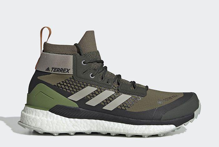 Triple Threat of GORE-TEX adidas Terrex