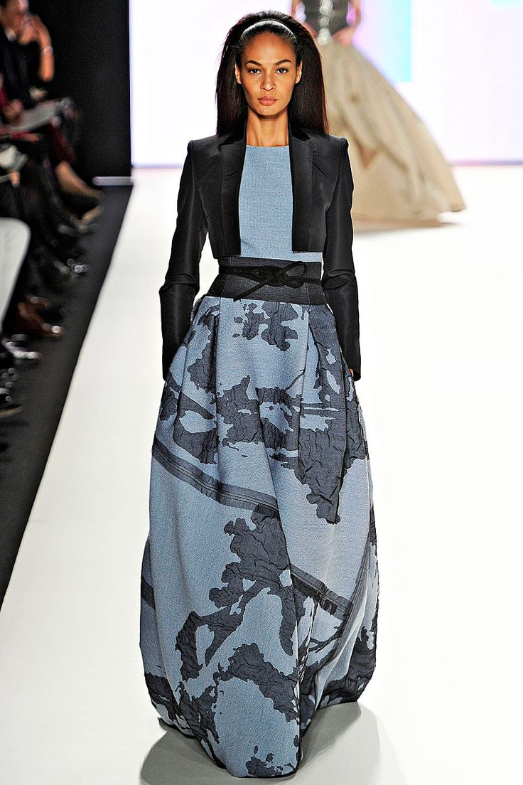 Review - Carolina Herrera Fall 2012 - Carolina Herrera - Collections - Vogue