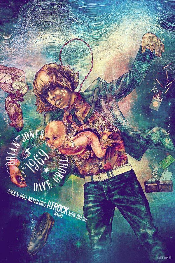 91Rock: Rock'n Roll nunca morre!
