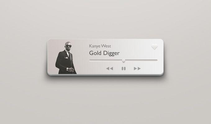 Mini Music Player