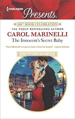 REVIEW: The Innocent's Secret Baby by Carol Marinelli | Harlequin Junkie | Blogging Romance Books | Addicted to HEA :)