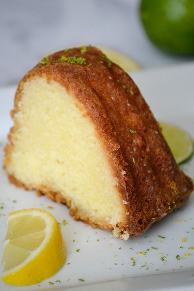 Mama's 7UP Pound Cake - with a soft inside and crunchy glazed crust on the outside, this incredible lemon-lime Bundt cake is sure to impress your guests. It's just one of the many delicious recipes in Jocelyn Delk Adams cookbook, Grandbaby Cakes.