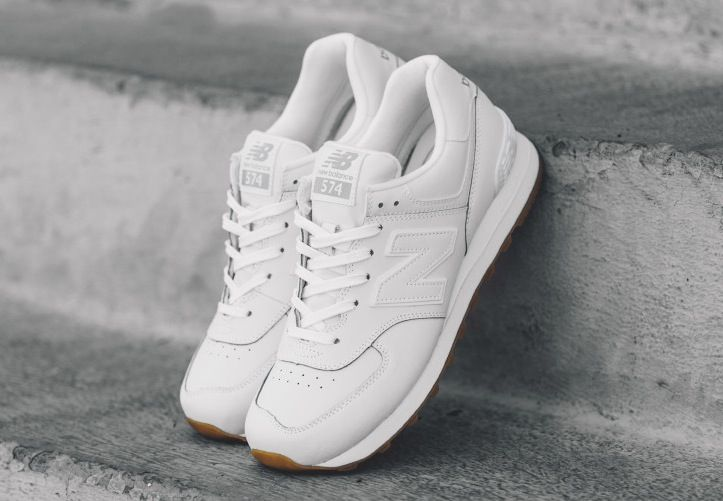 Releasing just in time for the summer is the latest New Balance 574 White Gum as an extended release from New Balance to enjoy the warmer months.