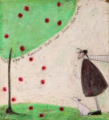 508 best i love sam toft my new family the mustards images on the apple doesnt fall far from the tree sam toft 2015 m4hsunfo