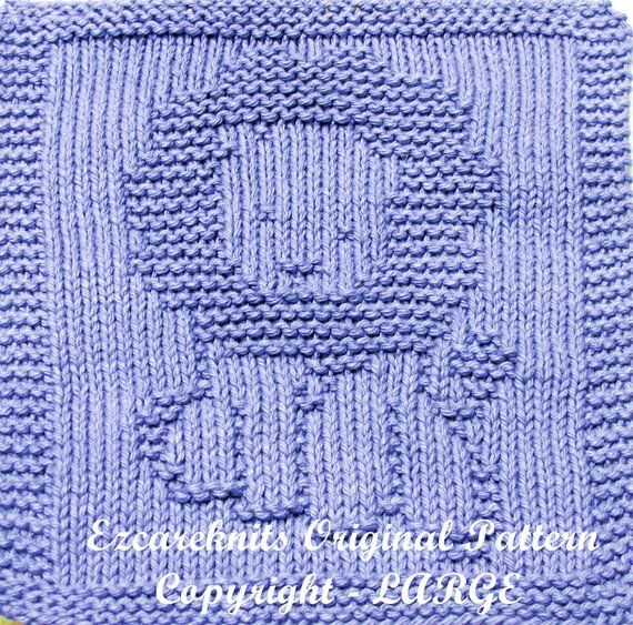 Pattern Includes Easy To Follow Instructions Materials Needed Straight Knitting Nee Blanket Knitting Patterns Baby Blanket Knitting Pattern Knitting Patterns