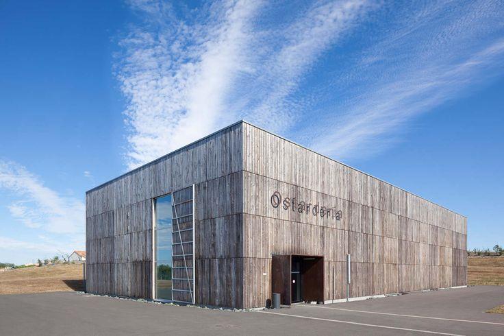 Salle de spectacle Ostarderia-GLV architectes-La Tardière (85) - François Dantart -photographe d'architecture