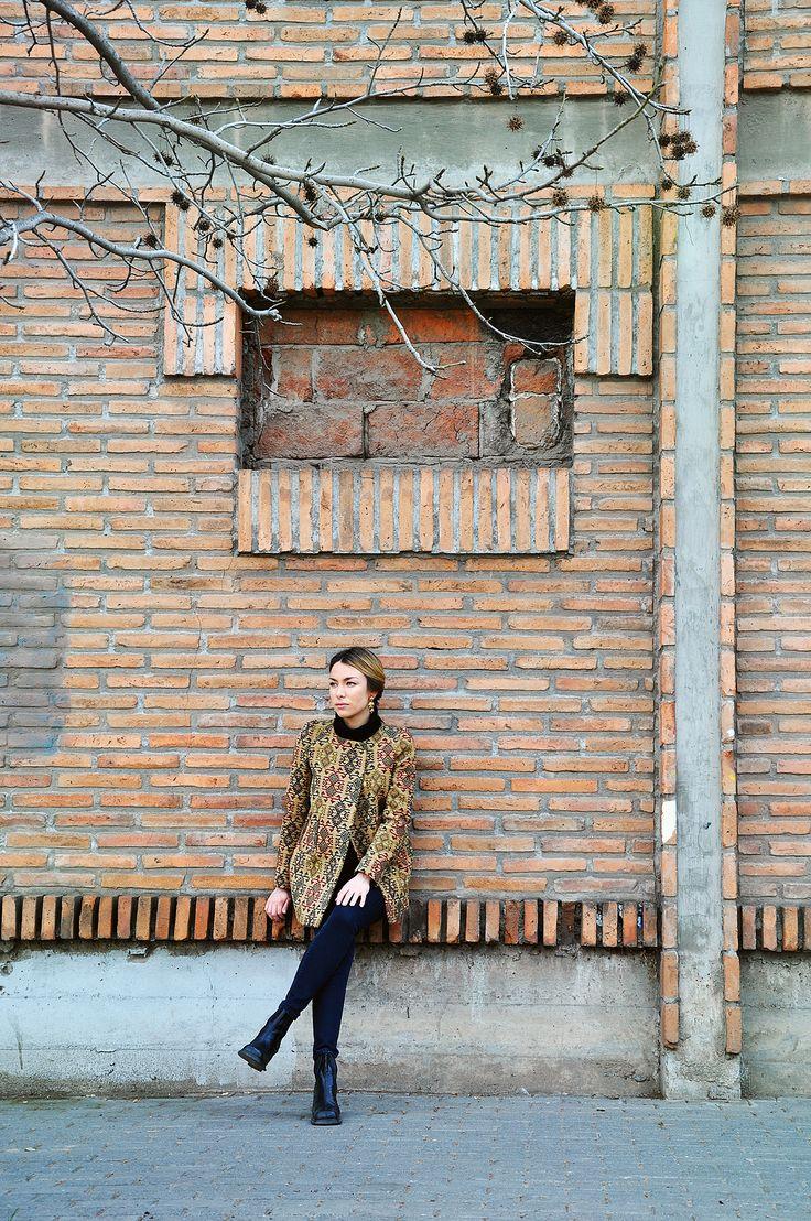 #lapetiteduchesse #fashion #style #zara #vintage #coat #baroque #blogger #bellavista #santiago #chile