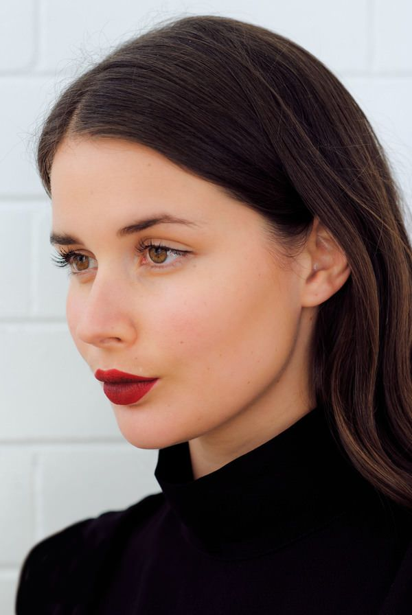 OMBRE RED LIPS - Harper & Harley