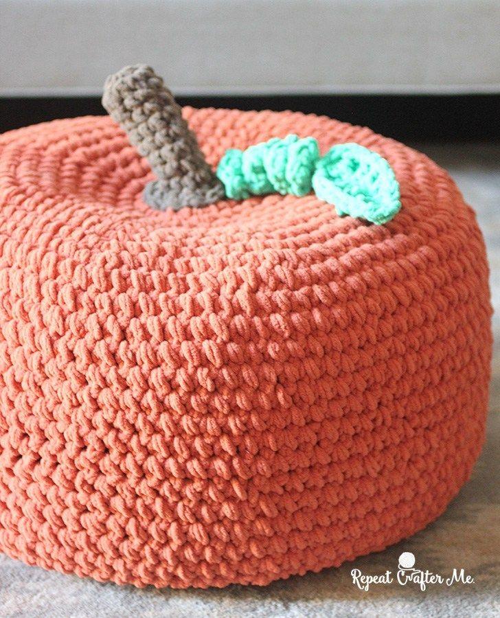 Best 10 crochet pouf pattern ideas on pinterest crochet floor cushion crochet pouf and - Crochet pouf ottoman pattern free ...