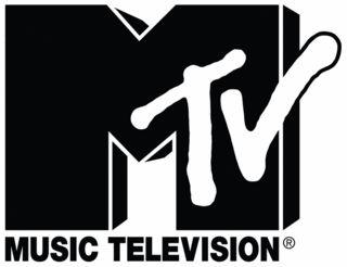 「MTV(エムティービー)」ロゴマーク