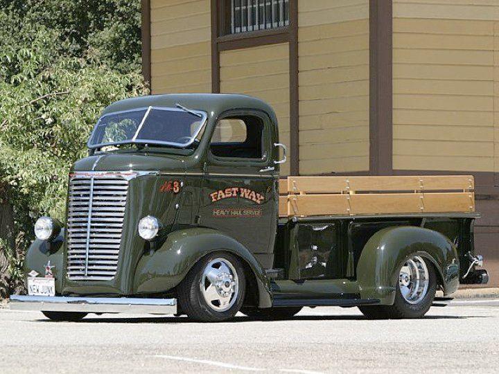 1940 Chevy COE