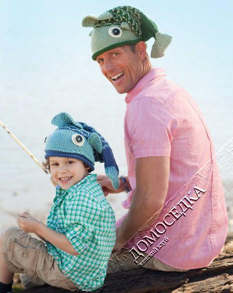 вязаная мужская чтобы рыбака