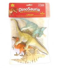 Dinosaur Collection Polybag 2    MiniZoo