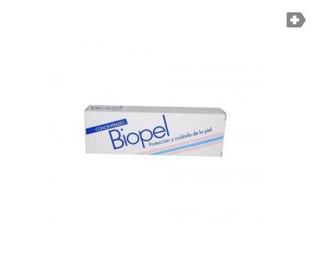Biopel crema 50ml. (Prebase maquillaje para labios agrietados y con pellejitos)
