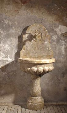 Patio Fountains - mediterranean - outdoor fountains - new york - Ancient Surfaces