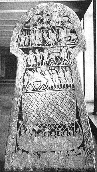 The Tangelgaerda stone