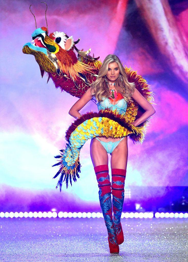 victoria secret fashion show 2016 sverige
