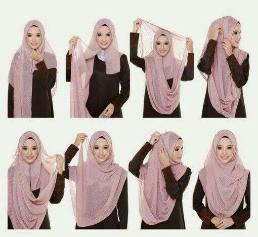 Cara pakai shawl labuh bidang 60 . ikuti lebih banyak tutorial di http://www.tudunglabuhonline.com/2014/10/tutorial-cara-memakai-selendang-labuh.html
