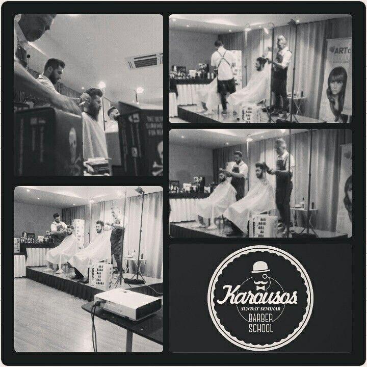 #karousos #barber #sundayseminar #oldschool #razorfated #straighrazor #barbertraining #artofcolour #bluebeard Θεσσαλονίκη 16/10 Αθήνα6/11