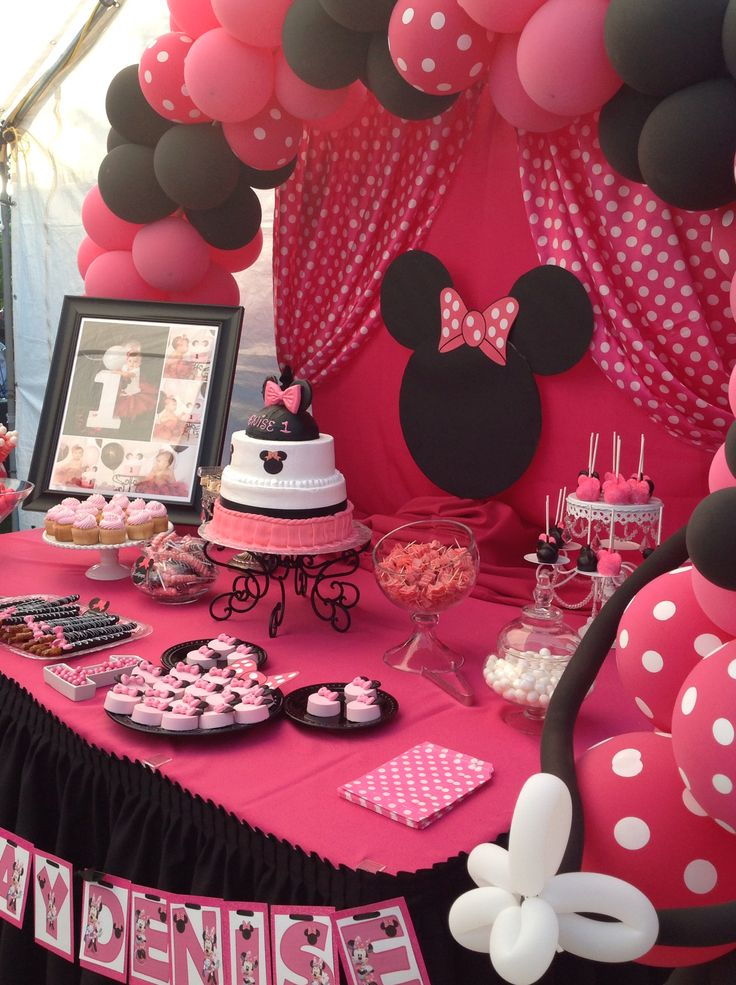 967 best minnie party images on pinterest