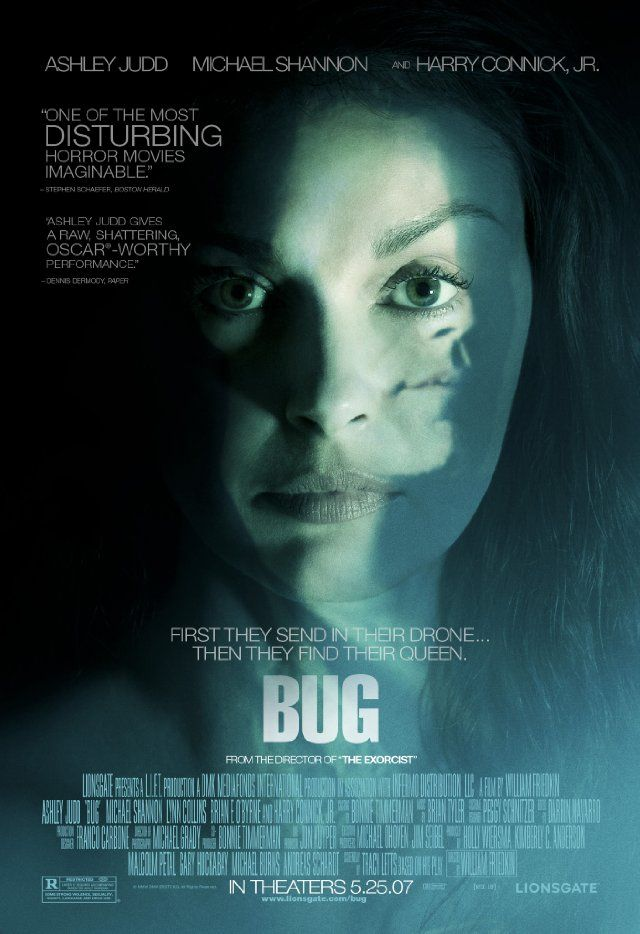 Bocek - Bug - 2006 - BRRip Film Afis Movie Poster