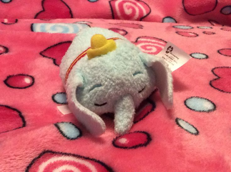 It's Dumbo!