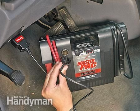 Connect your car's computers to backup power before changing a battery. - How to Jumpstart a Car: Batteries in Cars Built After Year 2000 http://www.familyhandyman.com/automotive/car-maintenance/how-to-jumpstart-a-car-batteries-in-cars-built-after-year-2000/view-all