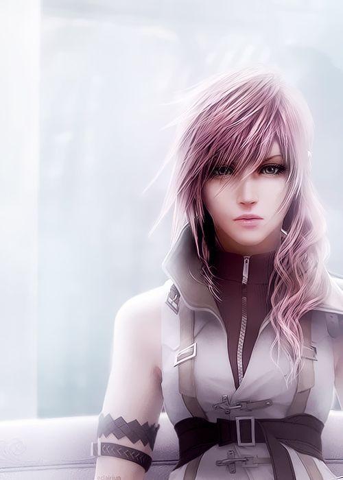 Lightning....I love her design...