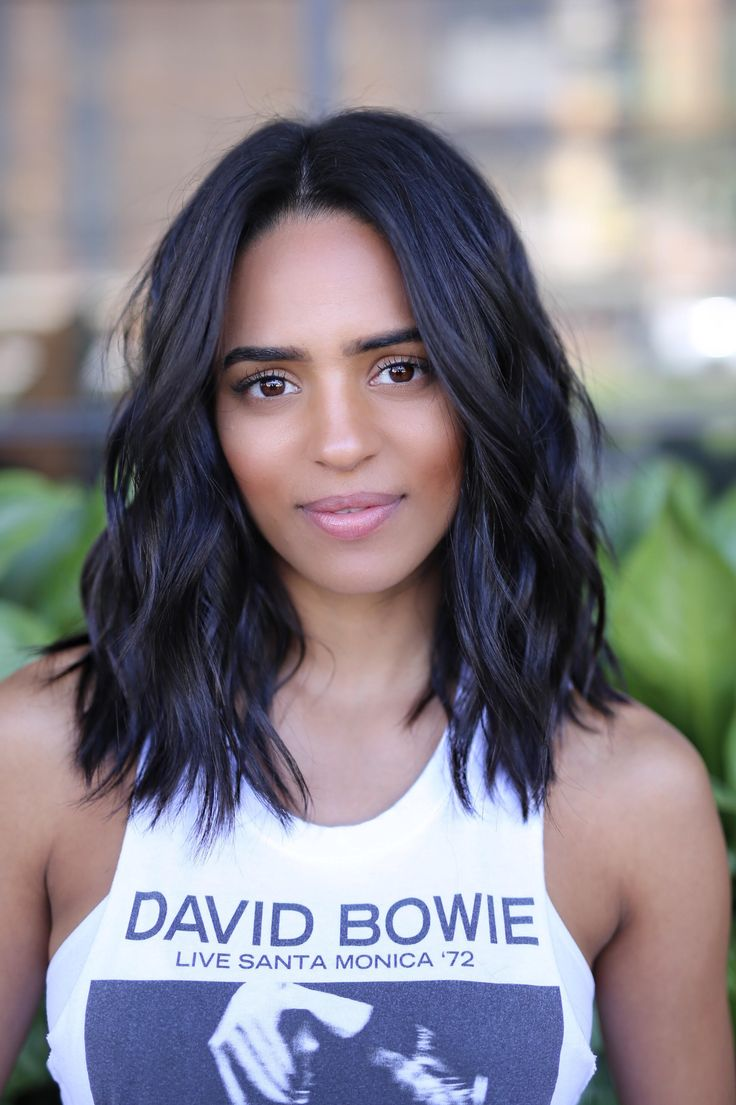 The Raddest Spring Haircuts Coming Out Of L.A. Right Now #refinery29 http://www.refinery29.com/2017/04/147042/la-spring-haircut-trends-2017#slide-14