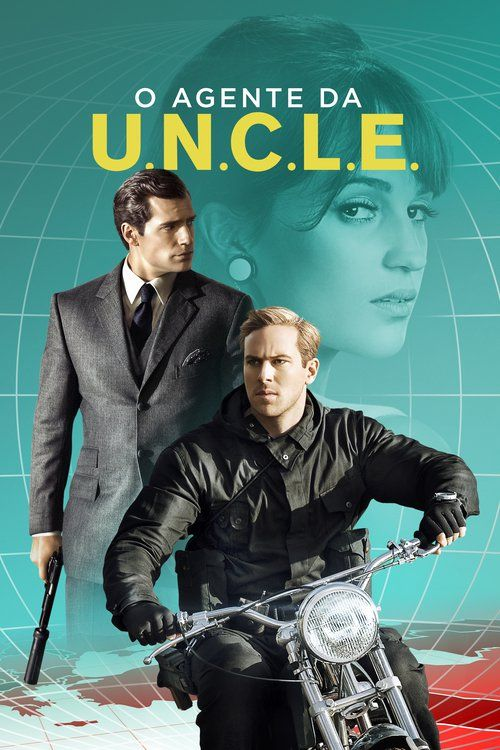 Watch The Man from U.N.C.L.E. (2015) Full Movie Online Free