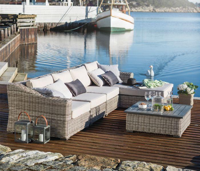 57 best Outdoor Furniture images on Pinterest Backyard furniture - outdoor mobel set tribu