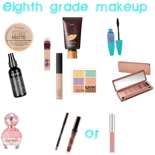 Eighth grade makeup!! For everyone that liked my seventh grade routine!