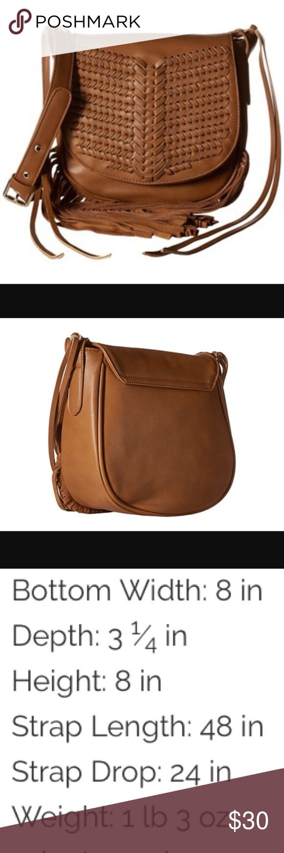 Fringes Brand new! Brand Gabriella Rocha BCBGeneration Bags Crossbody Bags