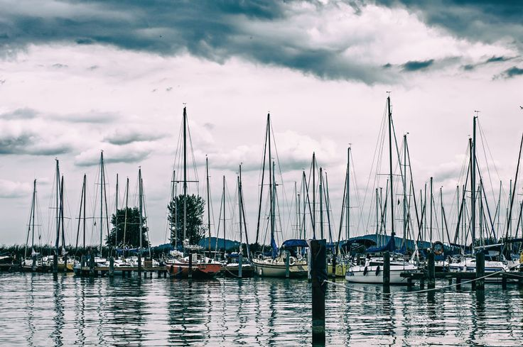 At Lake Balaton in Summer by Vajda  Attila on 500px