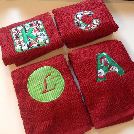 Die besten 25+ Christmas hand towels Ideen auf Pinterest - weihnachtsservietten falten