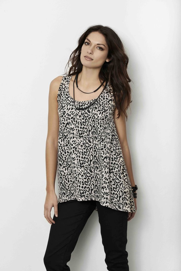 soyaconcept - blouse - tunic - pants - jeans - all over print
