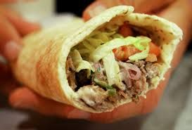 Chicken Shawarma from Russia